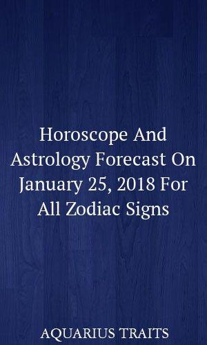 25 january leo horoscope