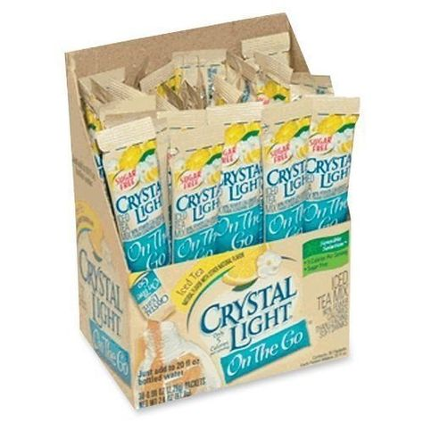 Beverage Cryslt Iced Tea This Is An Amazon Associate S Pin Check This Awesome Product By Going To The Link A Crystal Light Crystal Light Drinks Iced Tea Mix