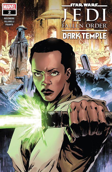 Star Wars Jedi Fallen Order Dark Temple 2019 2 Of 5 Comics By Comixology Star Wars Jedi Star Wars Comics Jedi