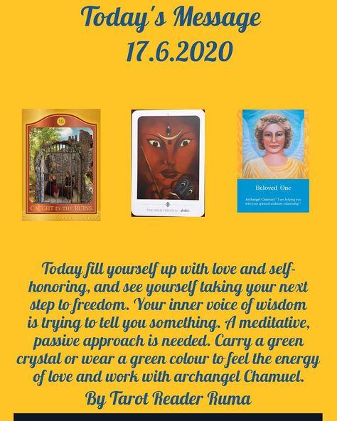Life is a miracle and every breath we take is a gift. Follow @tarotreaderruma 🌷 🌷 🌷 🌷 🌷 🌷 #caughtintheruins #highpriestess #highpriestesstarotcard #belovedone #angeloraclebelovedone #innervoice #intuition #archangelchamuel #meditation #archangelchamuelaura #archangelchamuellight #archangelchamuel💗 #archangelchamuelprayer #archangelchamuelenergy #shakti #shaktirising #knowledge #tarotmessage #tarotadvice #tarotbeforebed #tarotcardreading #tarotdaily #taroteverydamnday #tarotforunusualtimes