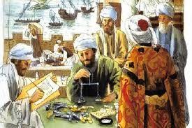 بحث عن الفيزياء ملف كامل عن أشهر علماء المسلمين في علم الفيزياء أبحاث نت Painting Art Realistic