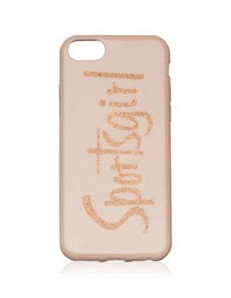 new styles 863d0 845f7 6/7/8 SPORTSGIRL ROSE GOLD GLITTER PHONE CASE   Sports & Fitness in ...