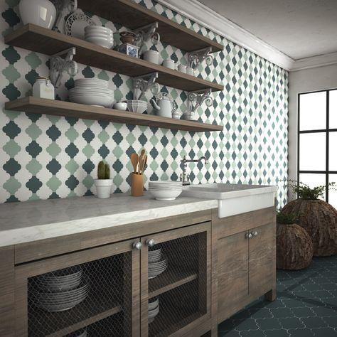 7 ideen für die küchenrückwand - Küchenrückwand Alu Dibond