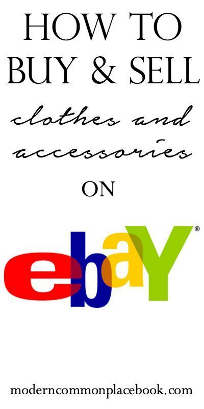 How To Buy And Sell Clothes On Ebay Tips For Buying The Best