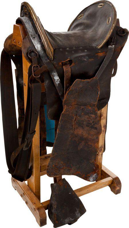 Hope Saddle Civil War | Civil War Officer Saddles