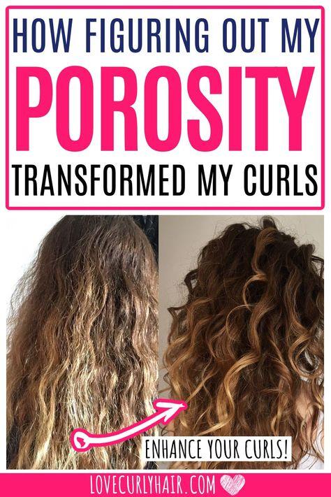 Hair Porosity Test And Bonus Quiz!