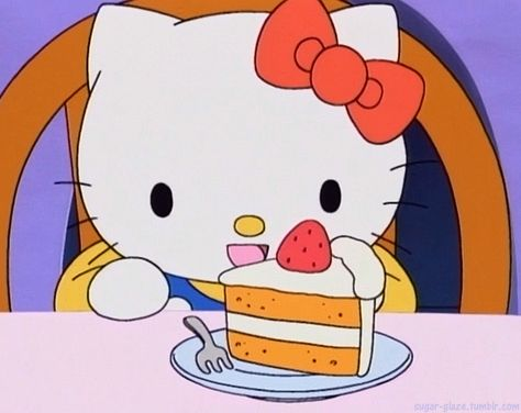 Old school Hello Kitty movies. My daughter loved these when she was a toddler. W… Old school Hello Kitty movies. My daughter loved these when she was a toddler. Wore out the VHS tape. Sanrio Hello Kitty, Hello Kitty Cartoon, Hello Kitty My Melody, Hello Kitty Birthday Cake, Hello Kitty Cake, Cake Birthday, Cartoon Icons, Cute Cartoon, Vintage Cartoons