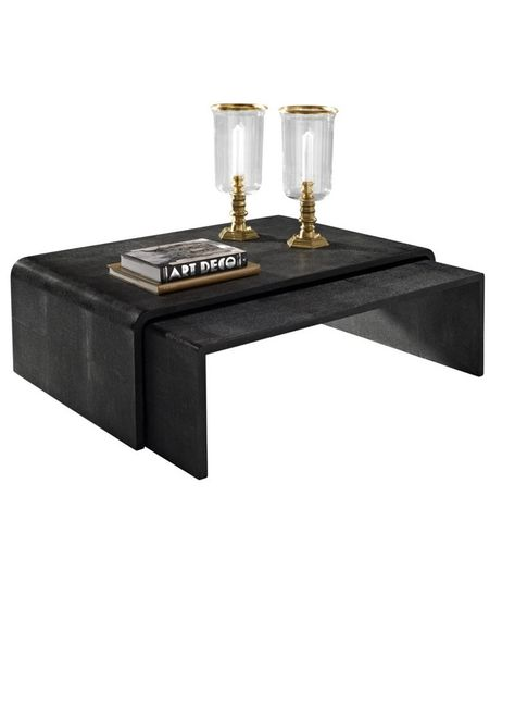 Instyle Decor Ralph Lauren Coffee Tables Tail Luxury Interior Design Life Style Homes Living Room Décor Dining
