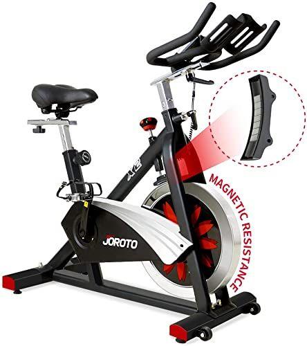Enjoy Exclusive For Joroto Belt Drive Indoor Cycling Bike Magnetic