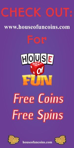 House Of Fun Freebies 2019 : house, freebies, House, Coins, Spins, HomeLooker