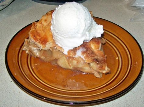 Jen's Apple Pie #apple pie #justapinchrecipes