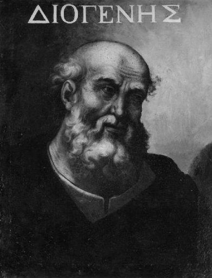 Diogenes-Diogene Laerzio di Laerte, Cilicia (ca. 180-240 ca. d.C. ...