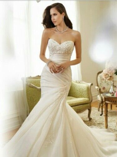 Possible Choice For My Wedding Dress With Images Wedding Dress Train Wedding Dress Boutiques Wedding Dresses