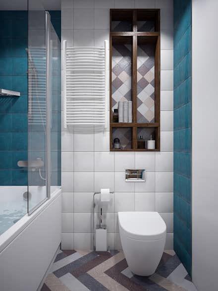 25 Minimalist Small Bathroom Ideas Feel The Big Space Mebel Dlya Vannoj Komnaty Golubye Vannye Komnaty Interer