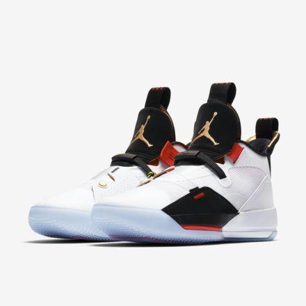 Air Jordan XXXIII Basketball Shoe en 2019 | Zapatos nike