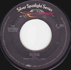 The Ventures 7 Vinyl Single 45 Rpm Authentic Vintage Etsy In 2020 45 Rpm Surf Music Vinyl