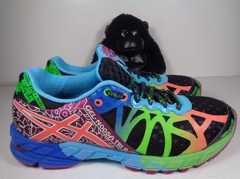 Womens Asics Gel Noosa Tri Running Training shoes size 8