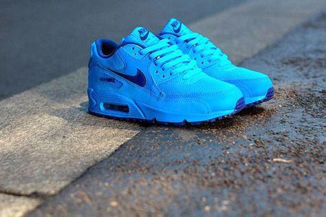 Sapatilhas Casual Baratas Menino Nike Air Max 90 Mesh