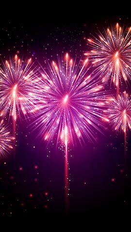 Pink Fireworks Show Fireworks Wallpaper Fireworks Wallpaper Iphone Cool Wallpapers For Phones