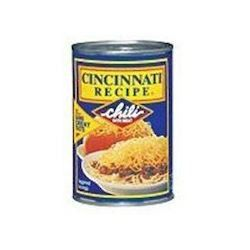 Cincinnati Recipe - Original Chili