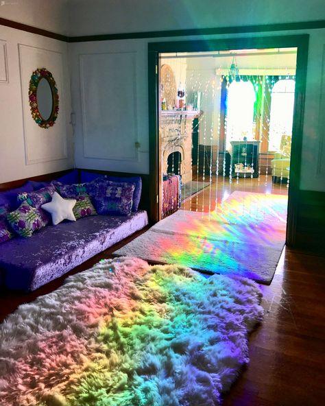 Magical Rainbow Sanctuary by the Beach, San Francisco, CA   Event   Peerspace
