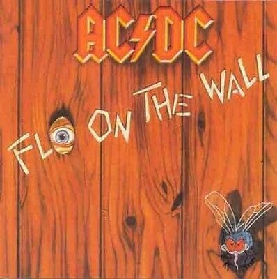 2003 Reissue On 180 Gram Vinyl Lp Self Produced The Original Album Climbed To 32 On The Billboard Top 200 Album Chart In 2020 Fly On The Wall Acdc Album Cover Art