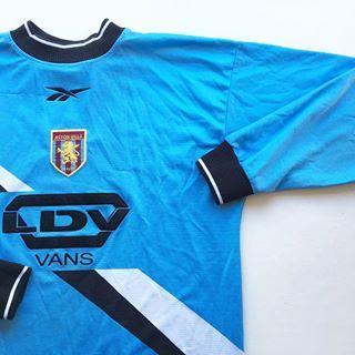Pin On Retro Vintage Aston Villa Football Shirts