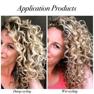 Inge Ingecurls Instagram Photos And Videos Low Porosity Hair Products Hair Wet Style