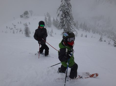 Hoodoo Ski Area and Sisters OR