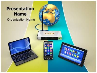 technology powerpoint templates free information technology