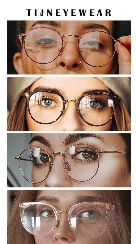 Pin De Najoua Dridi Em Nd Oculos Para Rosto Redondo Look Com