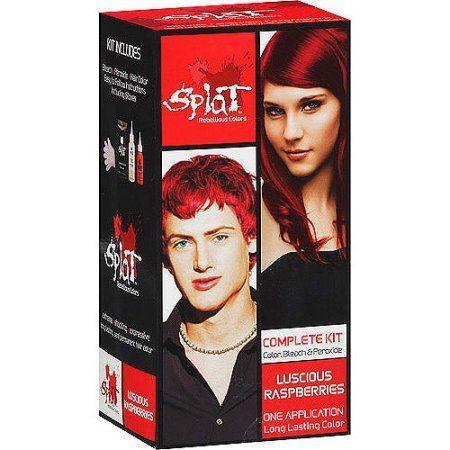 Beauty Dyed Red Hair Red Hair Dye Walmart Permanent Red Hair Dye