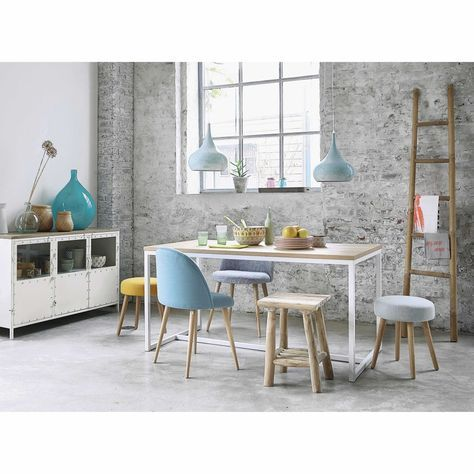 Maison Du Monde Tavoli Da Cucina.Nouvelle Collection 2015 Maisons Du Monde Il Tavolo Per La Cucina