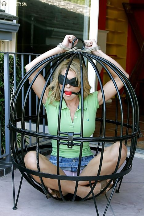 Remarkable, very pictures of females in bondage cage commit