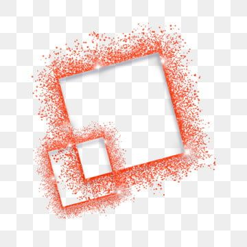 Glitter Red Square Shining Border Glitter Red Square Png Transparent Clipart Image And Psd File For Free Download Clip Art Prints For Sale Glitter