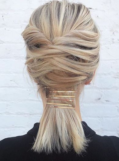 Updo Hairstyle Idea New Years Eve Hair New Year S Eve Hair Cool Braid Hairstyles Hair Styles