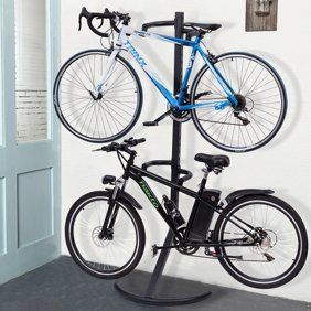 Bike Tree Double Wall Mount Walmart Com Bike Stand Bike