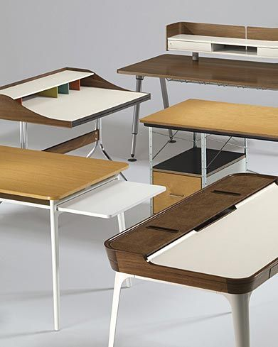 Things Is Cool Herman Miller Airia Desk Furniture Design