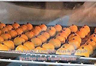 Resep Nastar Cengkeh Klasik Renyah Ny Liem Oleh Tintin Rayner Cookpad Tintin Banoffee Coconut Pecan