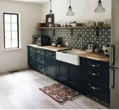 63 Ideas kitchen tiles ideas floor dark