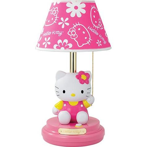 Best Buy Hello Kitty Table Lamp Kt3095m Hello Kitty Rooms Hello Kitty House Hello Kitty Bedroom