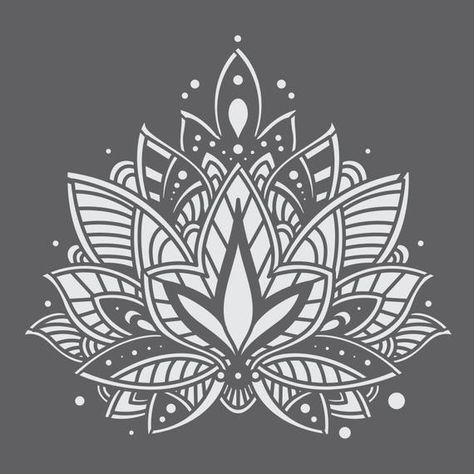 Mandala Stencils, Stencil Art, Mandala Tattoo, Mandala, Canvas Art Projects, Henna Stencils, Stencil Crafts, Painting Media, Mandala Stones