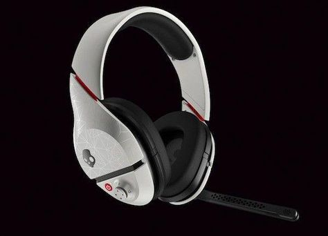 Plyr2 White Wireless Gaming Headset