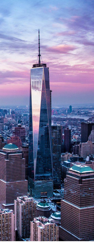 One World Trade Center – Freedom Tower, New York City One World Trade Center, Trade Centre, One World Tower, New York Wallpaper, City Wallpaper, Wallpaper Desktop, Wallpapers Android, Travel Wallpaper, Hd Desktop