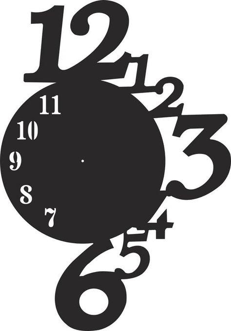 nimporte quel num/éro nimporte quel nom nimporte quelle /équipe ! MyShirt123 Petite horloge murale sur le th/ème du maillot de football am/éricain N F L