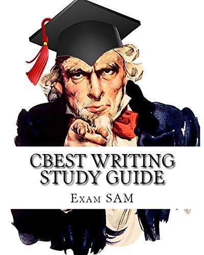 CBEST Writing Study Guide: with Sample CBEST Essays and CBEST English Grammar Review Workbook - Default