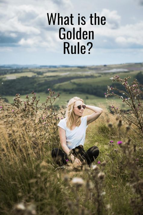 the golden rule is a powerful rule that improves the lives of those around you and yours