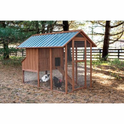 Producer S Pride Ranch Chicken Coop Tractor Supply Walk In Tin Roof I Want This Chicken Coop Building A Chicken Coop Portable Chicken Coop