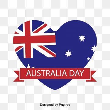 One Day Holiday National Flag Stars Banner Australia Australian Day Festival Blue Blue And White Red And White Flag National Flag Banner