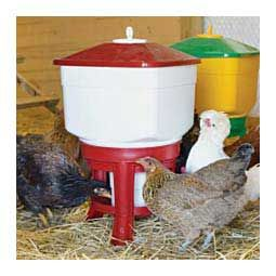 Kubic Poultry Waterer Premier Sheep Supplies Waterers Poultry Equipment Poultry Health Farm Poultry Health Health Farm Poultry Equipment